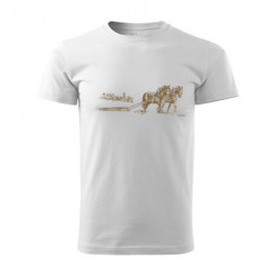 Kůň v tahu- Lesotriko