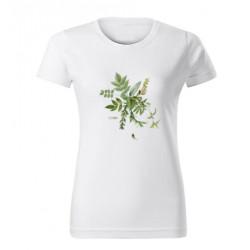 Lesní kytice- Lesotriko