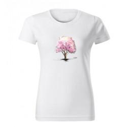 Jarní strom- Lesotriko