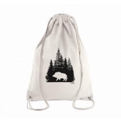 Divočák v lese- malý batoh