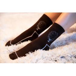 Listnáč- Ponožky termo-...