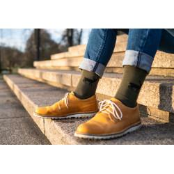 Ponožky jelen- Lesotriko