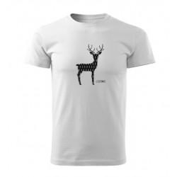 Veselý jelen- Lesotriko