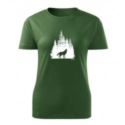 Vlk v lese- Lestoriko