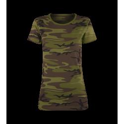 Camouflage- triko dámské