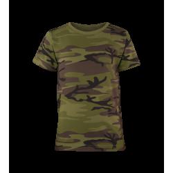 Camouflage- dětské triko