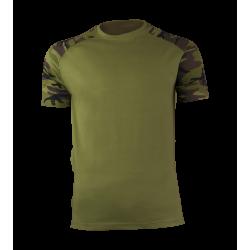 Camouflage light- triko pánské