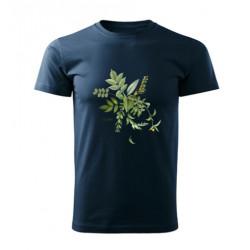 Lesní kytice- Lesotriko-...