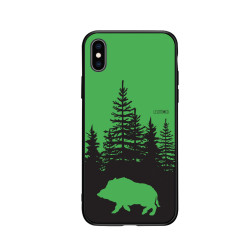 iPhone- Kryt- Divočák v lese