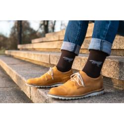 Ponožky vlk- Lesotriko