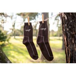 Vlk- Ponožky termo- Lesotriko
