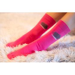 Ponožky prasátko dětské-...
