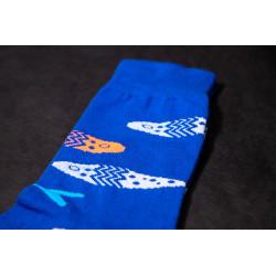 Ponožky Rybičky- Lesotriko