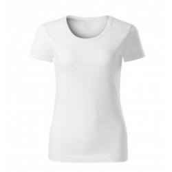 Triko bílé- Bio bavlna- dámské