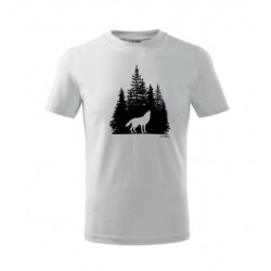 Vlk v lese- Lesotriko- pánské
